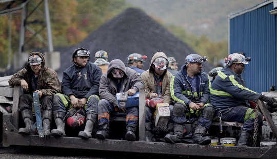 As Coal Mining Declines, Mental Health Problems Linger