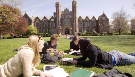 коледж у Данії 4 9