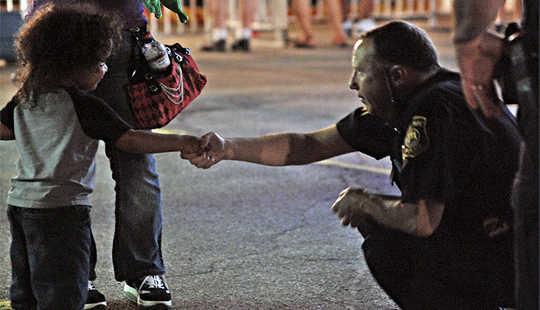 Pelko on mitä poliisiuudistus ei koske