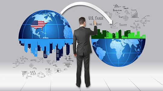 कॉर्पोरेट टैक्स रेसेंटर को अमेरिकी होने के लाभ क्यों नहीं मिलना चाहिए