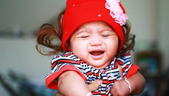 Hvorfor er det så vanskelig å ignorere et barns gråt?