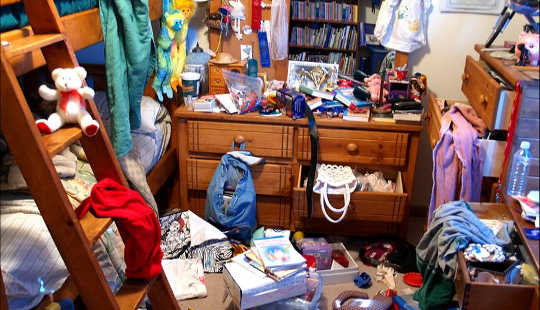 Clean And Declutter Your Way To Happiness
