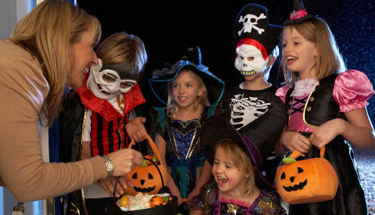 How Kids Divvy Up Candy Reflects Their Culture's Values