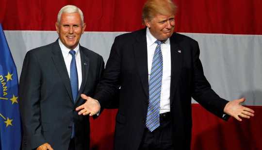 Wat is Mike Pence Got Donald Trump te bied?