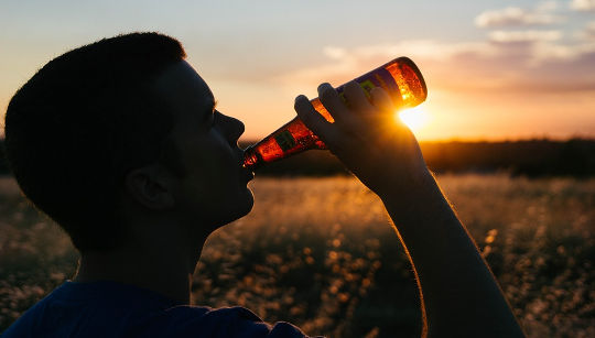 Bagaimana saya tahu jika saya minum terlalu banyak?