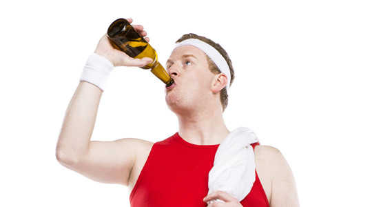 Exercise May Protect The Liver From Booze