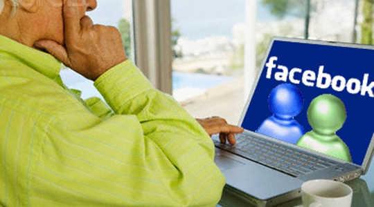 소셜 미디어는 고령자를 더 건강하게합니까?