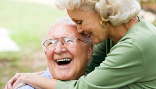Older Adults With Living Parents More Likely To Feel Blue