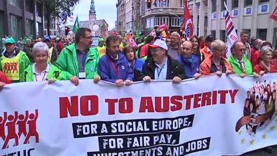 Lessons From Argentina For Europe's Newly Impoverished Middle Class