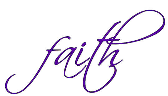 I Like The Word Faith: Faith In God, Yourself,  Your Family