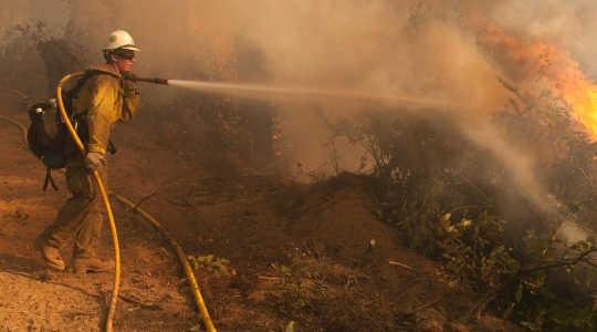 تغییرات آب و هوایی دو برابر آتش سوزی جنگل های ایالات متحده را افزایش می دهد