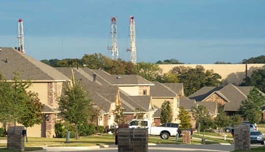 Migraines And Fatigue Spike Near Fracking Sites