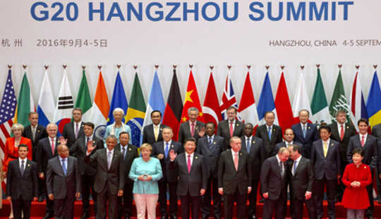 Why It Matters What The G20 Is Doing