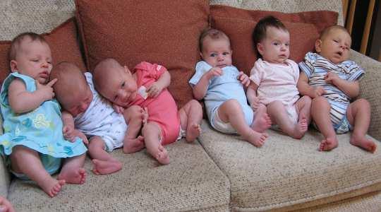 Das biologische Geschlecht von Babys bestimmt möglicherweise später nicht ihr Geschlecht. Anthony J, CC BY