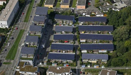 الطاقة الشمسية الألمانية 5 10