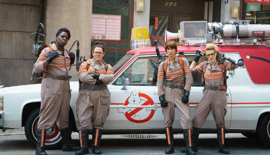 New Ghostbusters Is More About Politics Than You Think