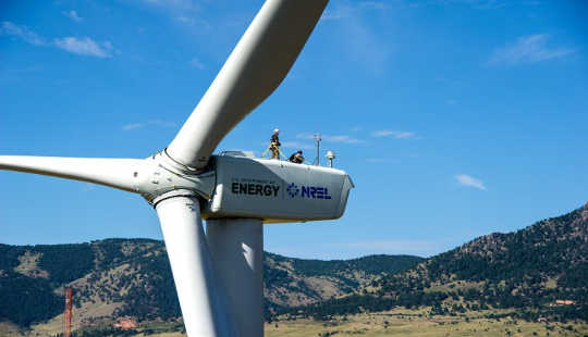 Are Windmills That Produce Energy And Extract Carbon The Holy Grail Of Climate