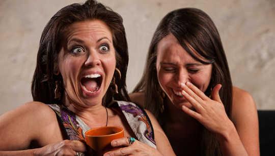 Latter: fungerer bedre i selskap. CREATISTA