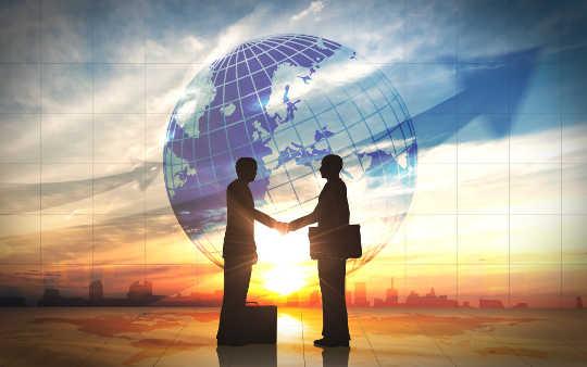 2016は今年、自由貿易で世界を取り戻しましたか?
