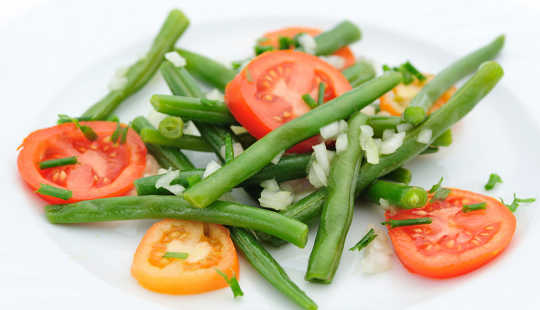 Green Beans Are The Eco-friendly Option For Feeding And Saving The World