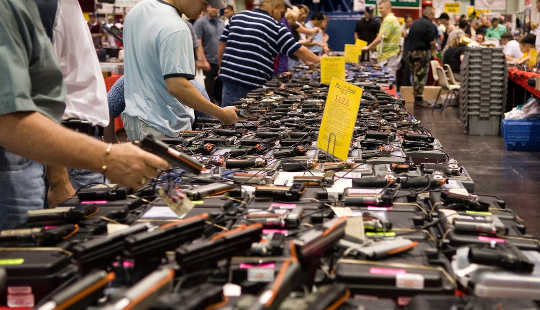 Why The US Doesn't Have Proper Gun Regulation