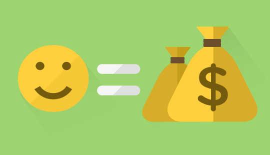 कैसे खुशी व्यापार परिणाम में सुधार