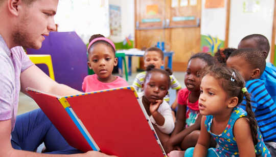 Children Books Are Hard To Come By In Many Low Income Neighborhoods