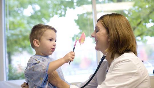Простой тест на слух может предсказать риск аутизма