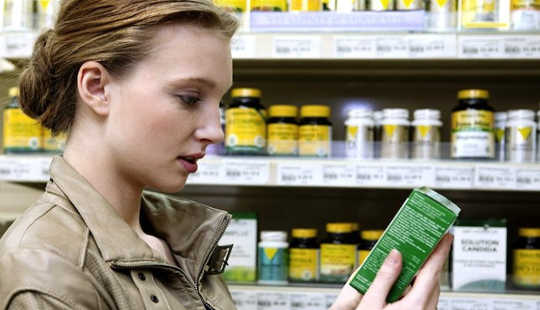 Some Types Of Herbal Supplements Are Mislabeled
