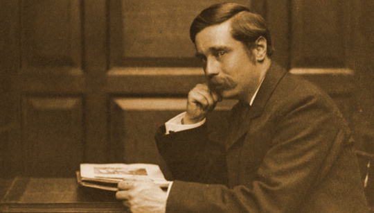 Why The Social Predictions of HG Wells Are So Significant