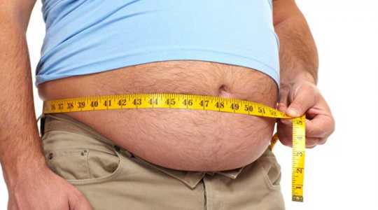 Inflammation From High BMI May Damage Brain
