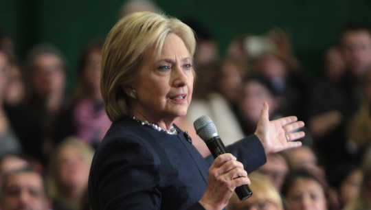 Hillary Clinton Seizes On Environmental Justice