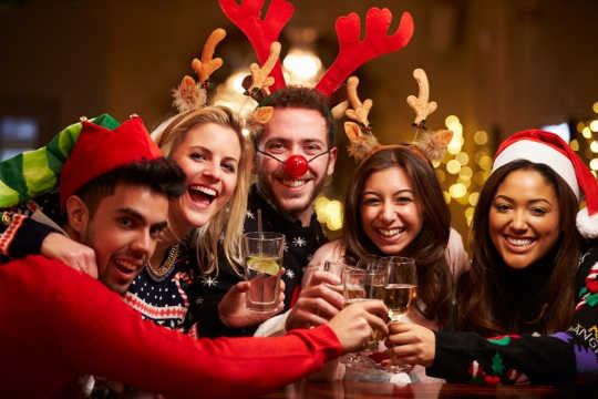 How Do You Know When Holiday Drinking Is Hurting Your Brain?