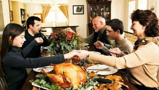 How To Bridge The Political Divide At The Holiday Dinner Table