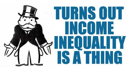 ¿Qué factores influyen en la desigualdad del ingreso?