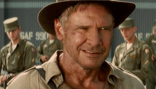 Five Surprising Truths From The Indiana Jones Films
