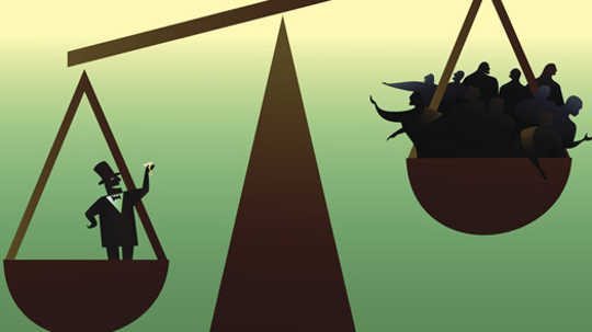 Economic Inequality Is On The Rise Worldwide