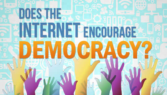 Is The Internet A Help Or Hindrance To Democracy?