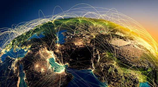 आर्थिक विकास के लिए इंटरनेट कैसे उतर रहा है, जहां वादा किया गया