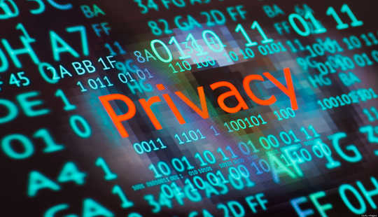 Pagbibigay Up Security At Privacy Could Hurt Us All