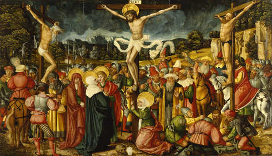 Peter Gertner Crucifixion Walters