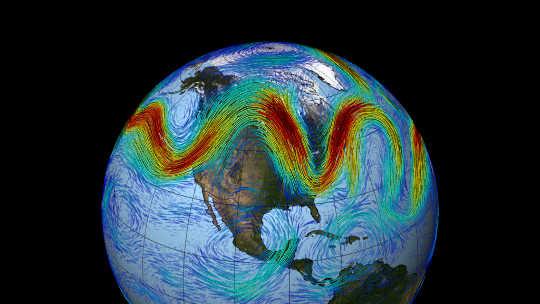 جیٹ اسٹریم کا کردار موسم گرما کے موسم کی پیش گوئی کرنا مشکل بنا دیتا ہے