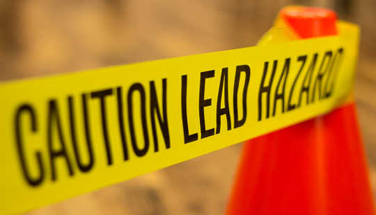 Toxic Lead Can Stay In The Body For Years After Exposure