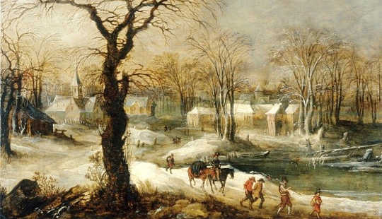 Why Carbon Storage Increase In The Little Ice Age Bodes Ill For Us