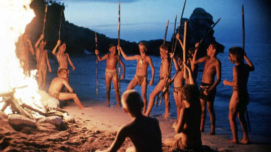 Why Lord Of The Flies Is The Perfect Christmas Gift For 2016