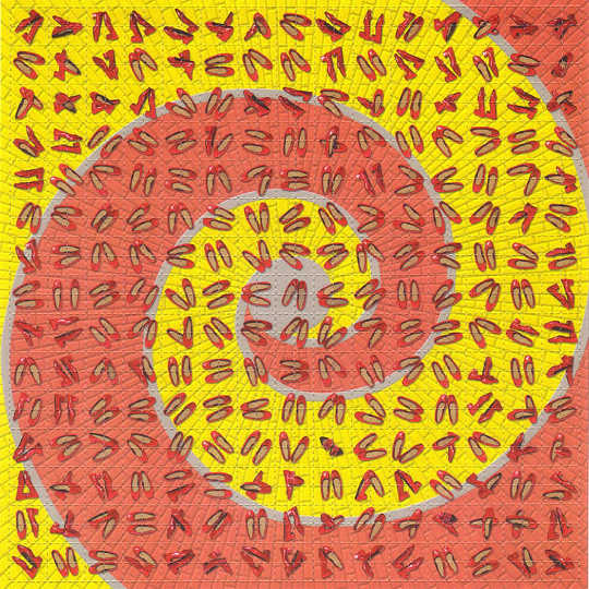 Ruby tsinelas LSD sheet. William Rafti, CC BY