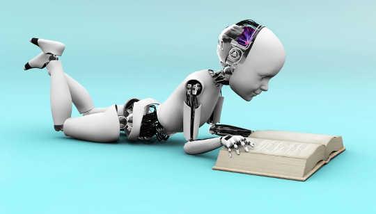 機器不再需要我們的幫助學習