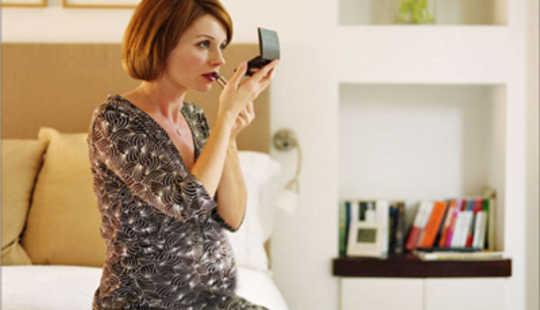 गर्भावस्था के दौरान विटामिन ए युक्त प्रसाधन सामग्री क्या है?