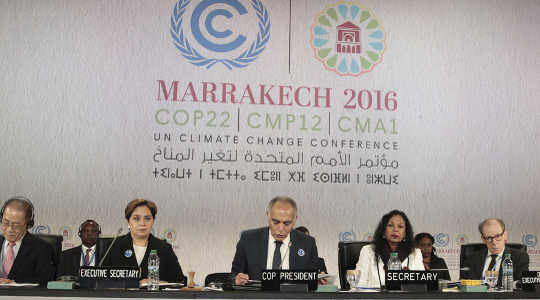 How Trump's Victory Was Received At The UN Climate Talks In Marrakech