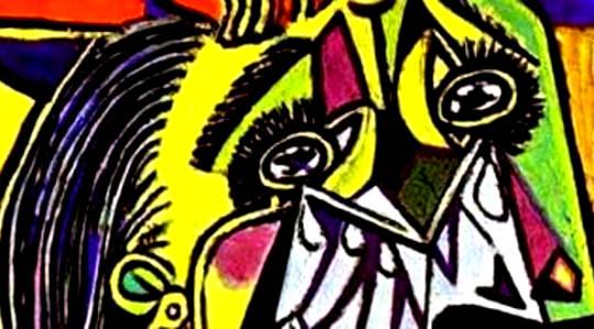 História de Maria: Pintura para liberar o passado e curar